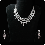Windsor supplier necklace with earrings set